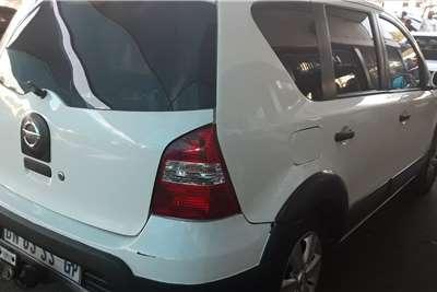 Used 2012 Nissan Livina X Gear 1.6 Visia