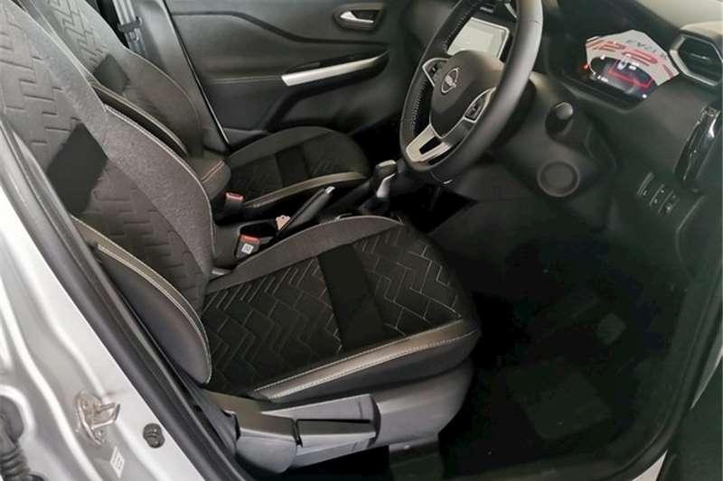 Used 2021 Nissan Magnite MAGNITE 1.0 ACENTA PLUS CVT