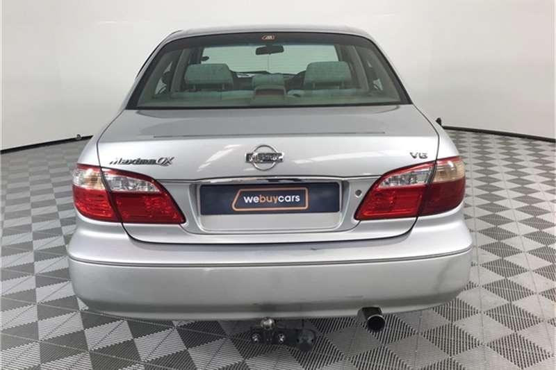 Nissan Maxima 2001