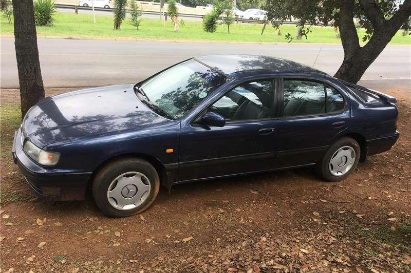 Nissan Maxima QX 3.0 V6 automatic 1997