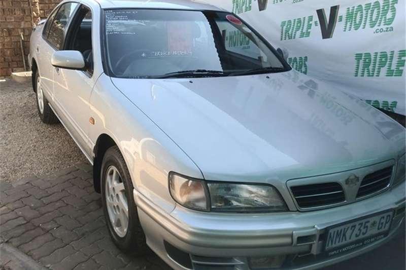 Nissan Maxima QX 300 SE A/T 1998