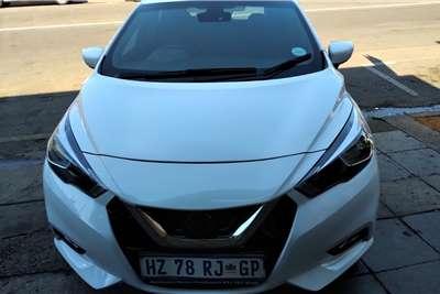 Nissan Micra 1.0 2019
