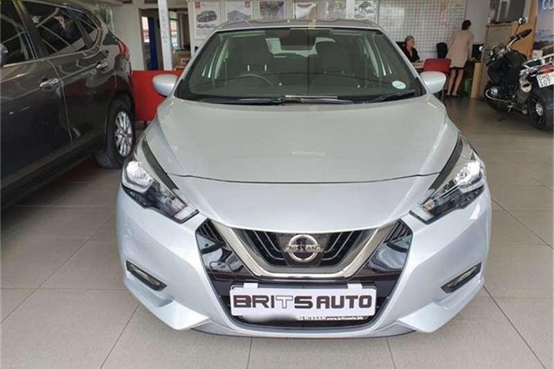 Nissan Micra 1.0T ACENTA PLUS (84KW) 2020