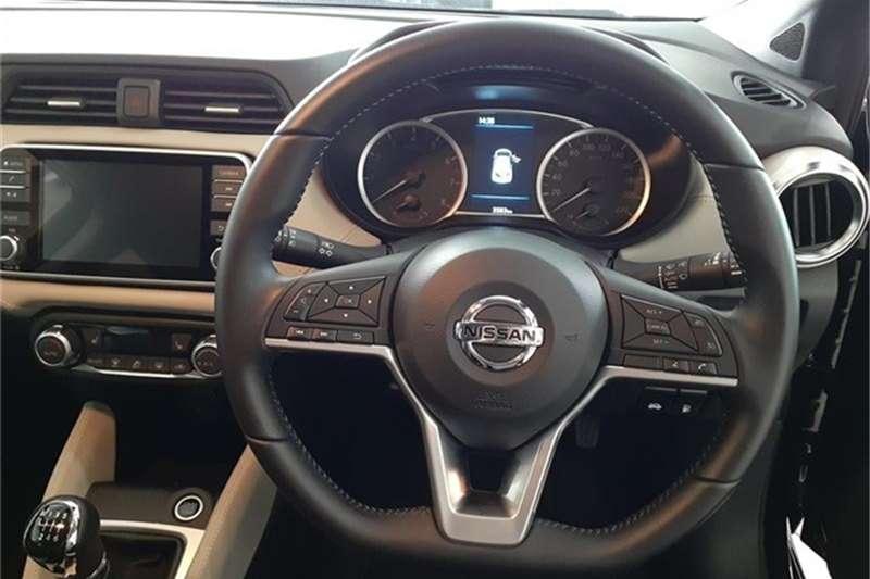 Nissan Micra 1.0T TEKNA (84KW) 2019