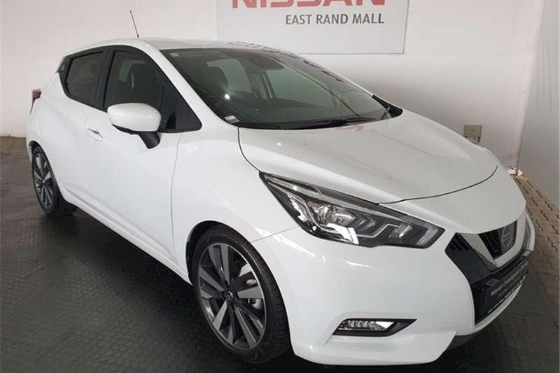 Nissan Micra 1.0T TEKNA (84KW) 2020