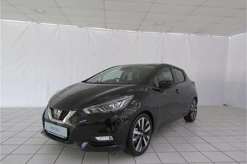 Nissan Micra 1.0T TEKNA PLUS (84KW) 2020