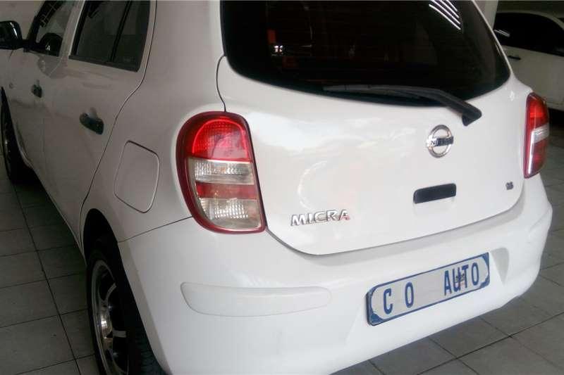 Nissan Micra 1.2 2014