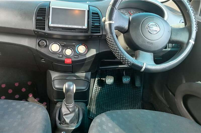 2005 Nissan Micra Micra 1.2 Acenta