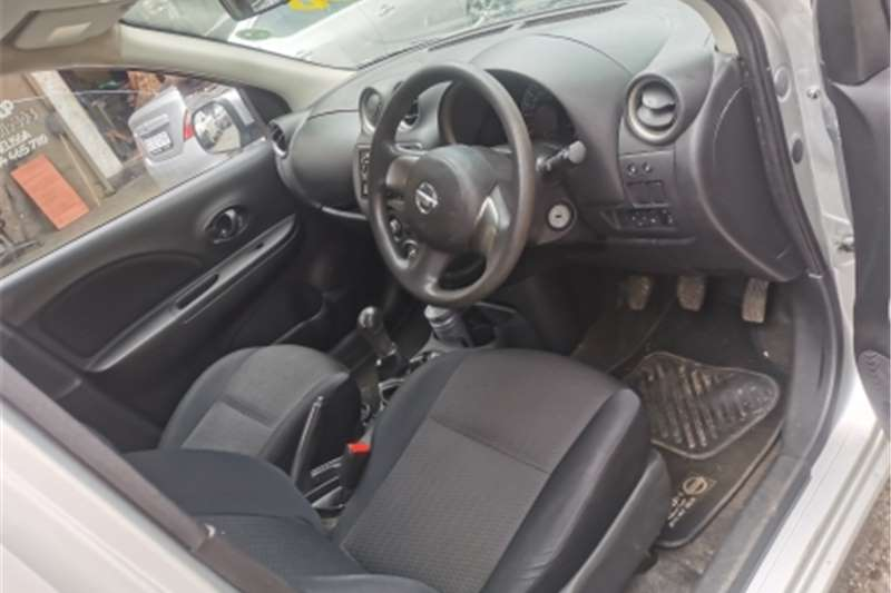 Used 2012 Nissan Micra 1.2 Acenta