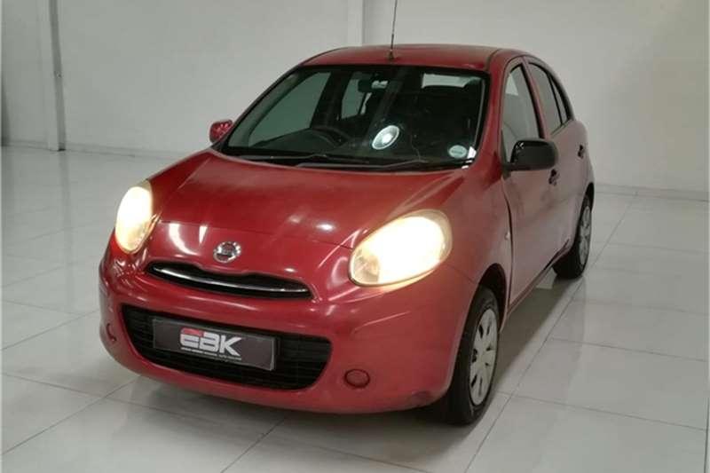 2012 Nissan Micra Micra 1.2 Acenta