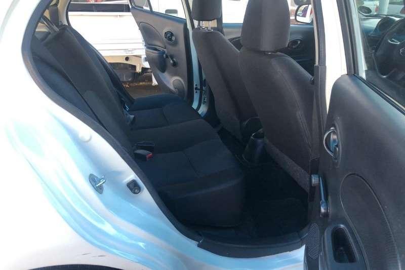 Nissan Micra 1.2 Acenta 2013