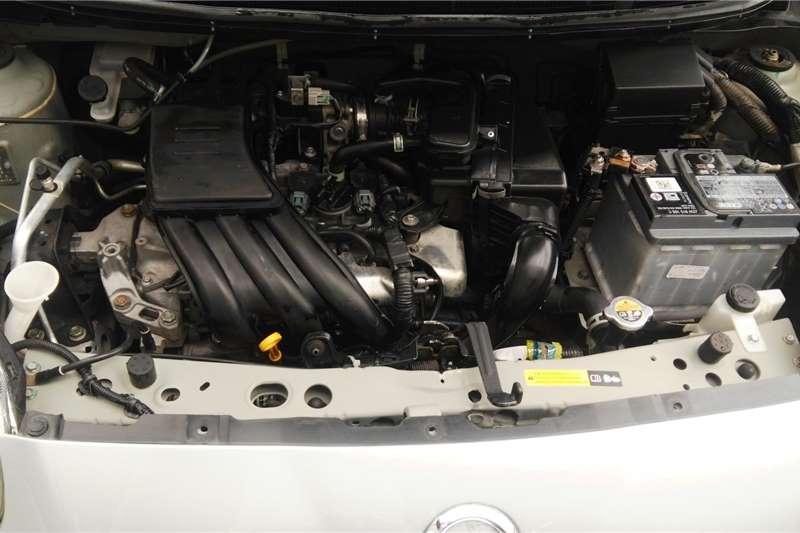 2013 Nissan Micra Micra 1.2 Acenta