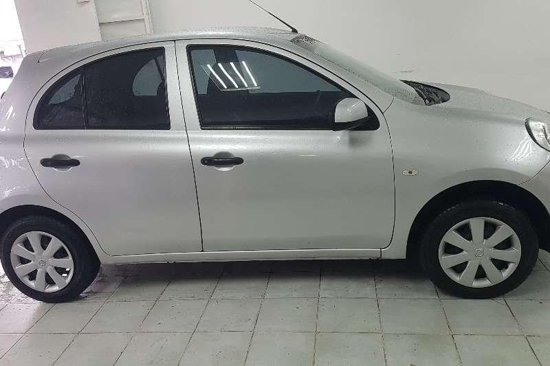 Nissan Micra 1.2 Acenta 2014