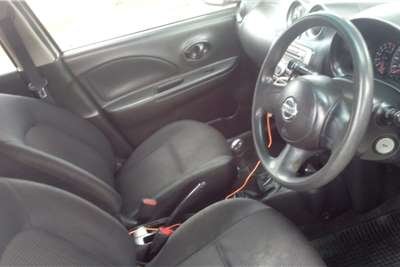Used 2016 Nissan Micra 1.2 Acenta