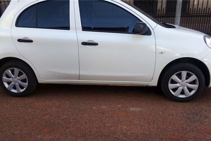 Used 2017 Nissan Micra 1.2 Acenta