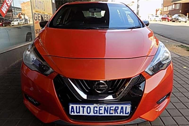 Nissan Micra 1.2 Acenta 2018