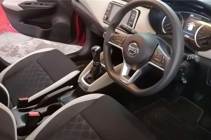 Nissan Micra 1.2 Acenta 2019