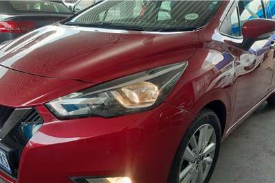 2019 Nissan Micra Micra 1.2 Acenta