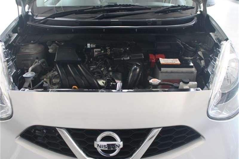 Nissan Micra 1.2 ACTIVE VISIA 2018