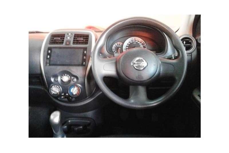 2018 Nissan Micra MICRA 1.2 ACTIVE VISIA