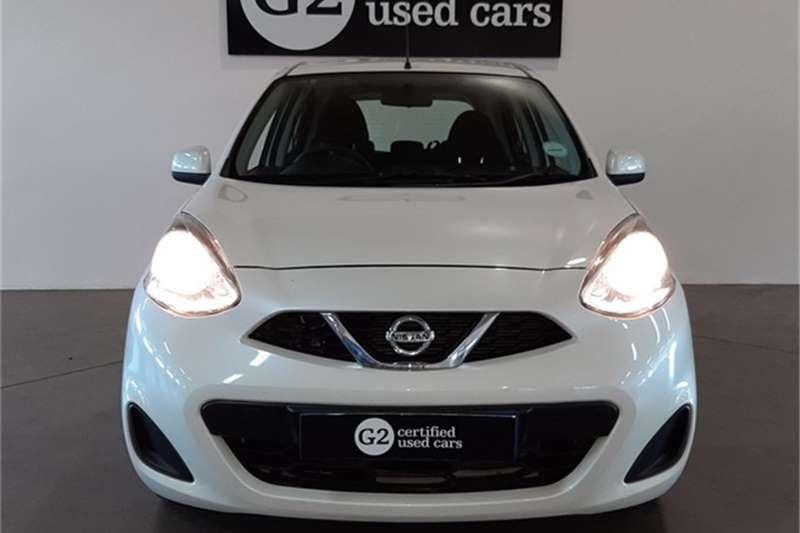 Nissan Micra 1.2 ACTIVE VISIA 2019