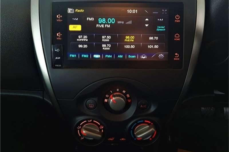 2019 Nissan Micra MICRA 1.2 ACTIVE VISIA