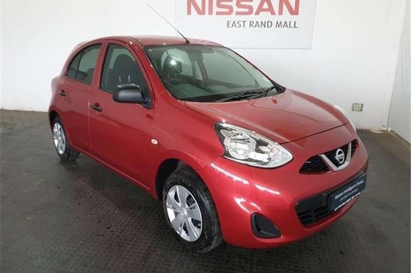 Nissan Micra 1.2 ACTIVE VISIA 2020