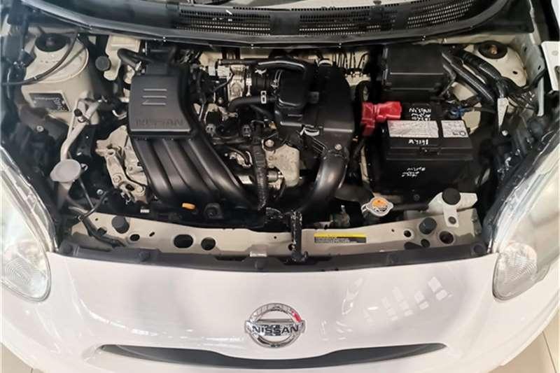 Nissan Micra 1.2 Visia+ 2011