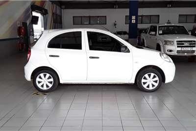 2011 Nissan Micra Micra 1.2 Visia+