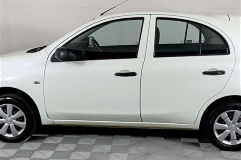 Used 2011 Nissan Micra 1.2 Visia+