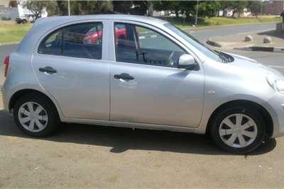 Used 2012 Nissan Micra 1.2 Visia