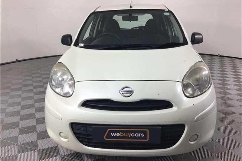 Nissan Micra 1.2 Visia+ 2013