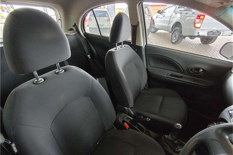 Nissan Micra 1.2 Visia 2013