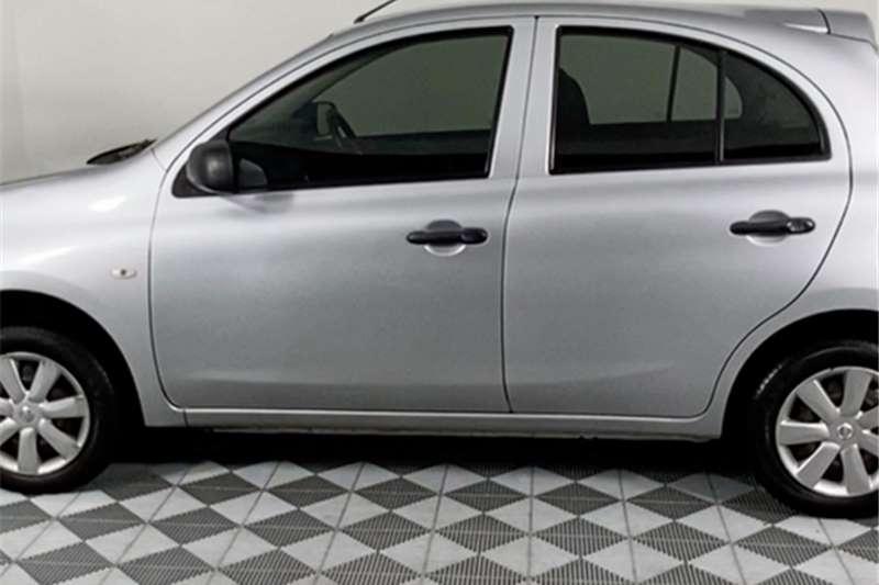 2013 Nissan Micra Micra 1.2 Visia+