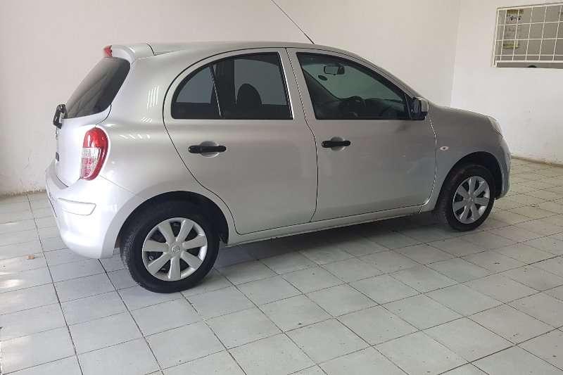Nissan Micra 1.2 Visia+ 2014
