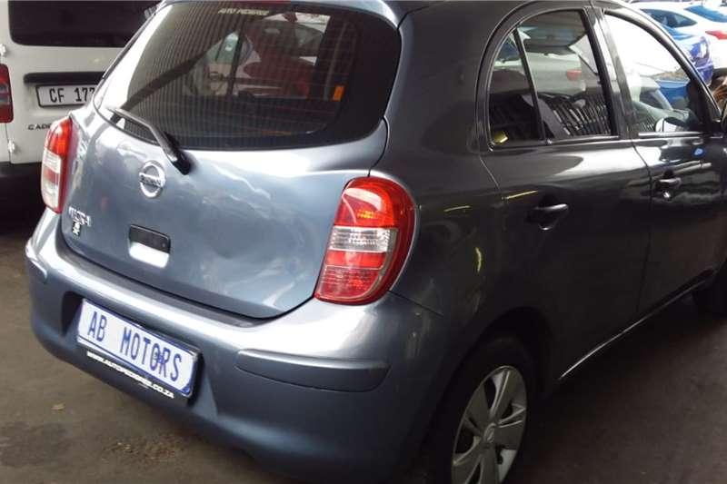 Used 2015 Nissan Micra 1.2 Visia