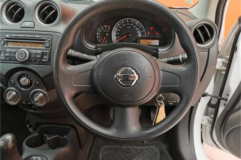 Nissan Micra 1.2 Visia+ 2016