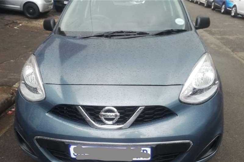 Nissan Micra 1.2 Visia 2017