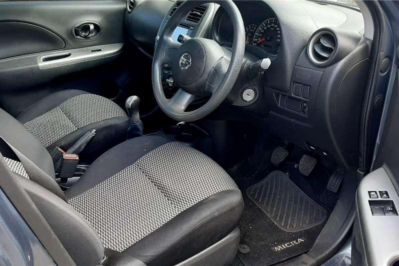 Used 2018 Nissan Micra 1.2 Visia+