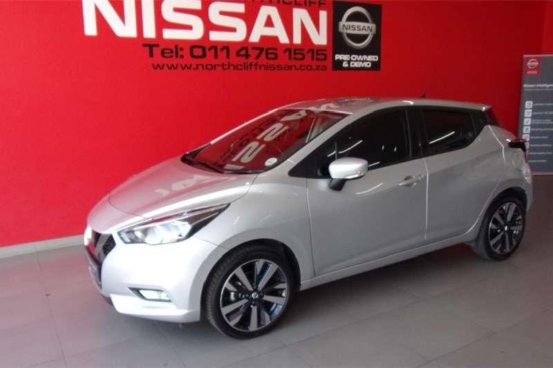 Nissan Micra 1.2 Visia+ 2019
