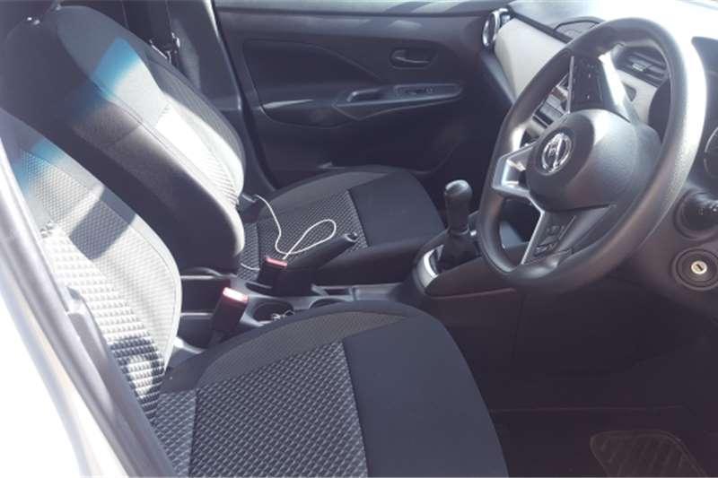 Used 2019 Nissan Micra 1.2 Visia+