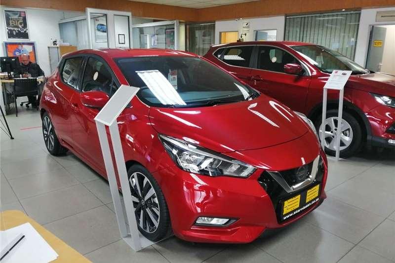 Nissan Micra 1.2 Visia 2020