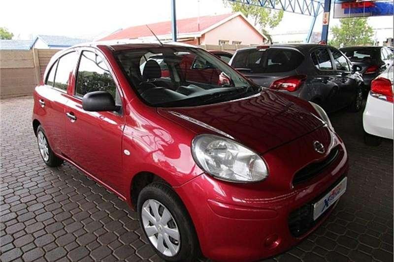 Nissan Micra 1.2 Visia+ (audio) 2013