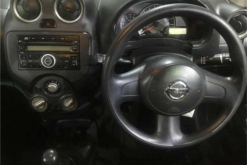 Nissan Micra 1.2 Visia+ (audio) 2014