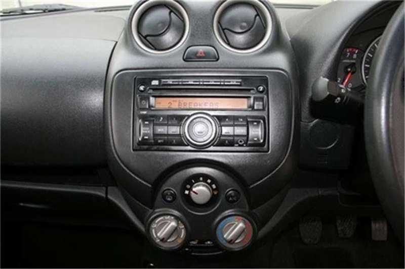 Nissan Micra 1.2 Visia+ (audio) 2015