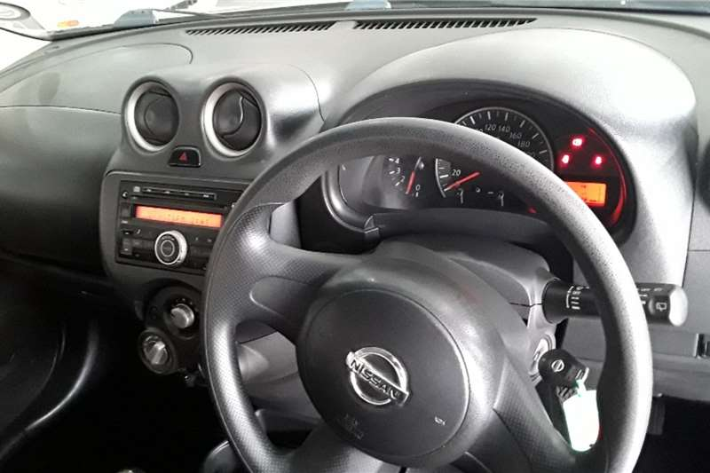 2015 Nissan Micra Micra 1.2 Visia+ (audio)