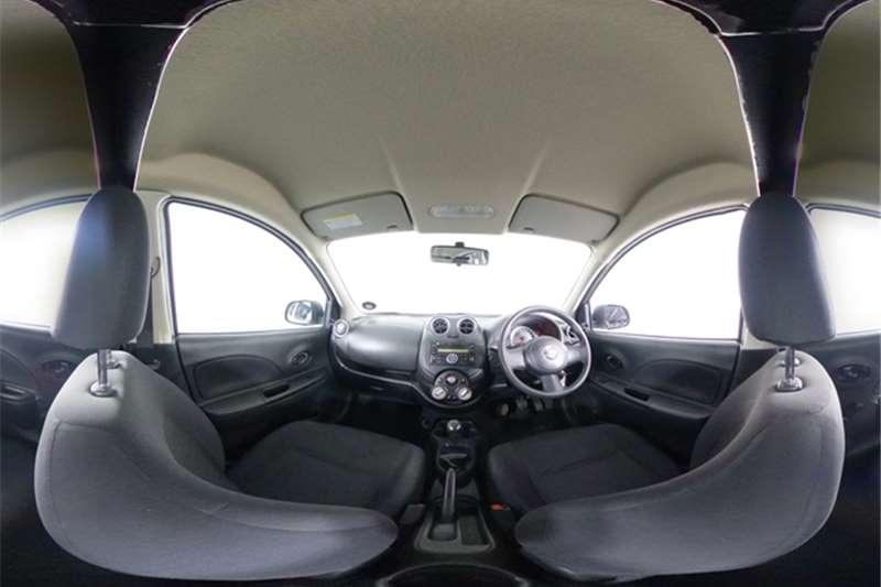 Used 2015 Nissan Micra 1.2 Visia+ (audio)
