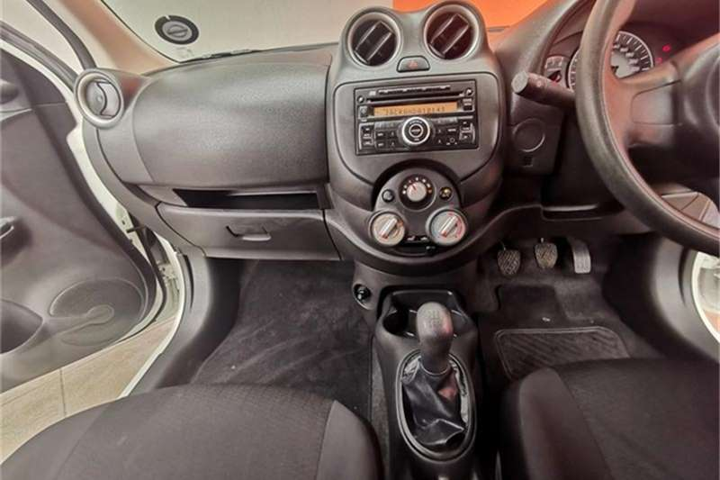 Nissan Micra 1.2 Visia+ (audio) 2016