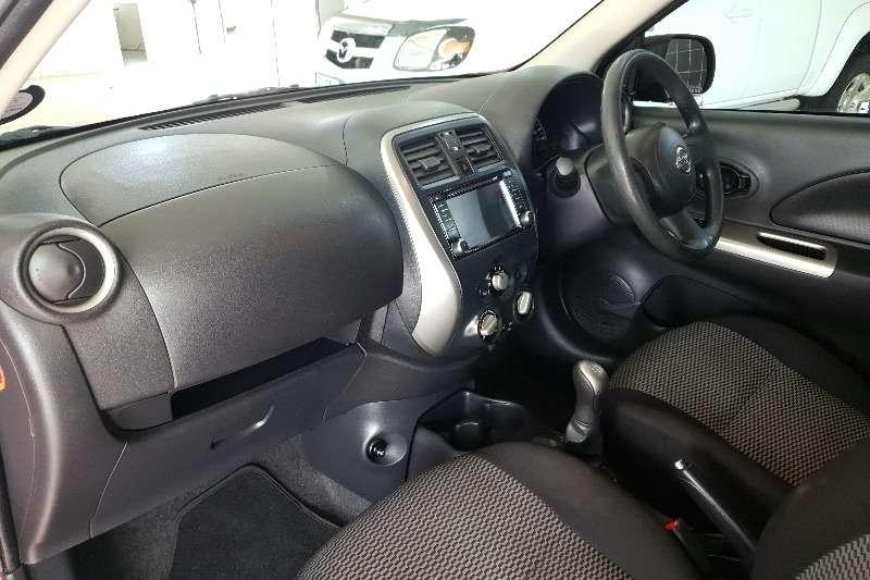 2017 Nissan Micra Micra 1.2 Visia+ (audio)