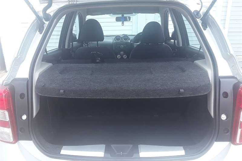 Used 2015 Nissan Micra